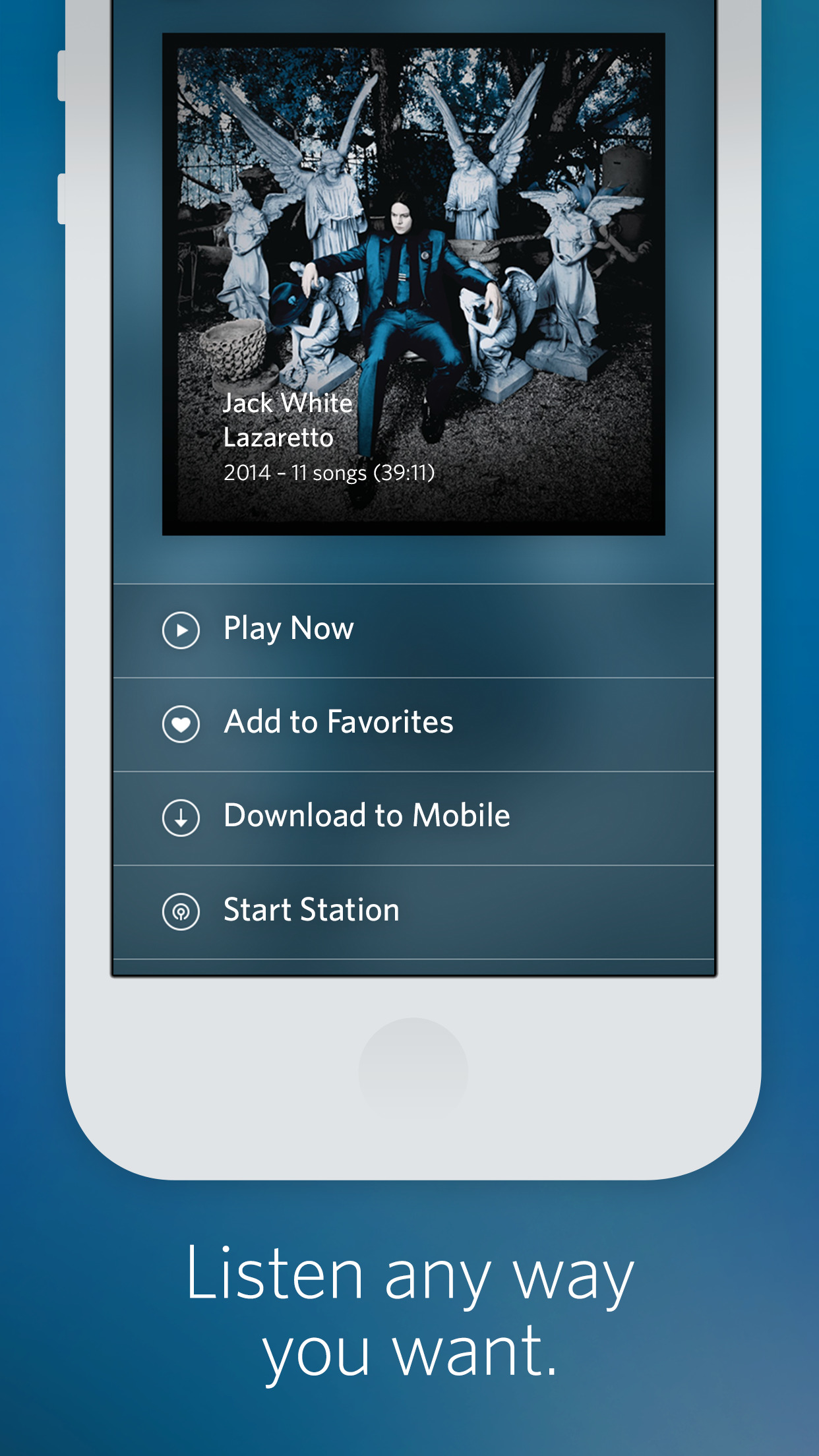 Rdio Music screenshot-3