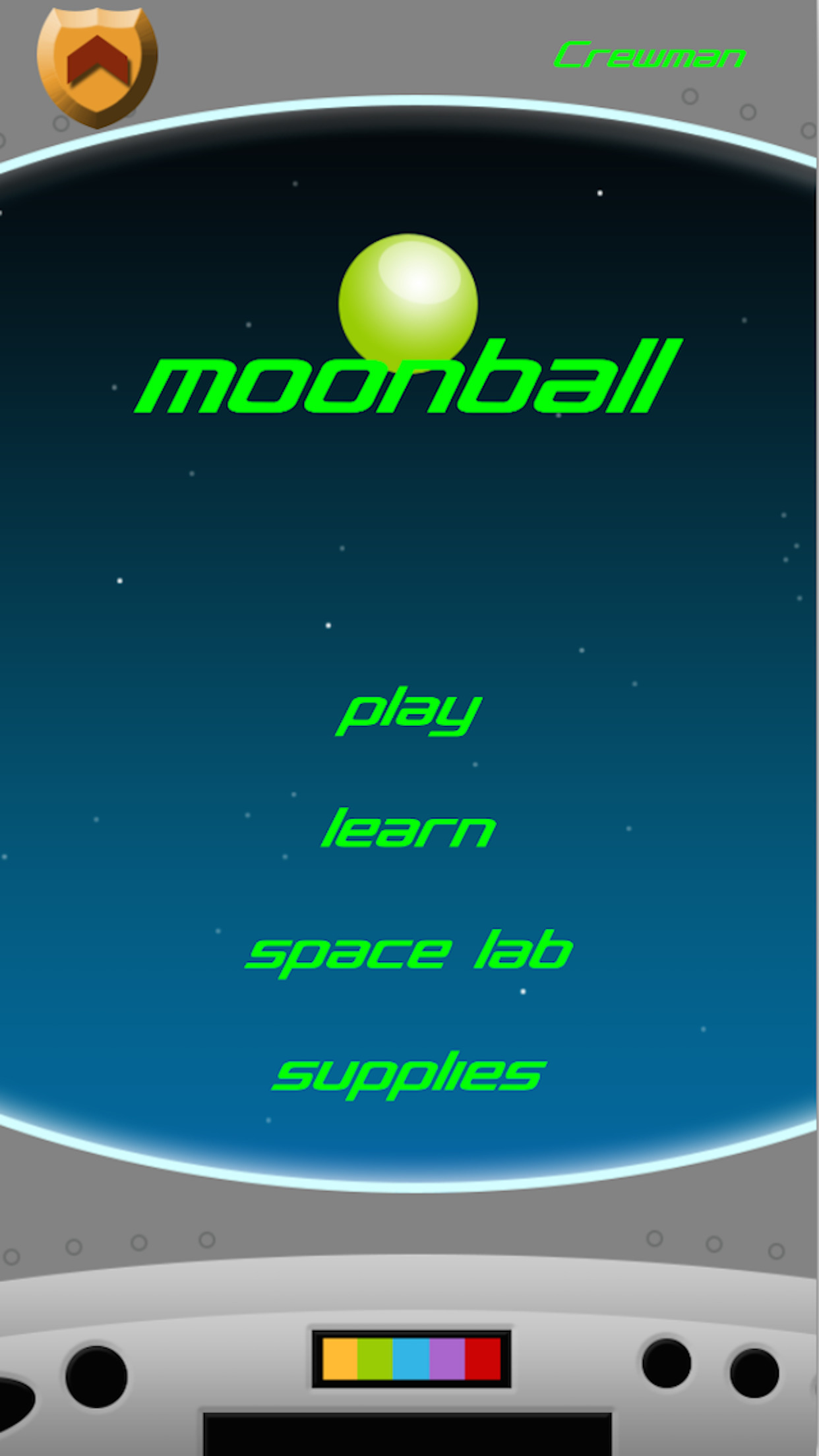 Moonball: Epic Adventure screenshot-0