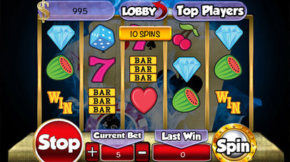 Amazing Crash Super Slots Screenshot on iOS
