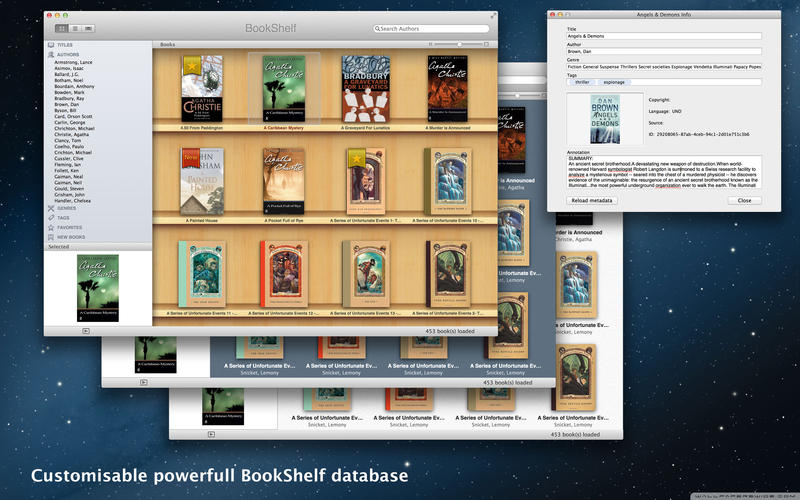 BookReader Screenshot