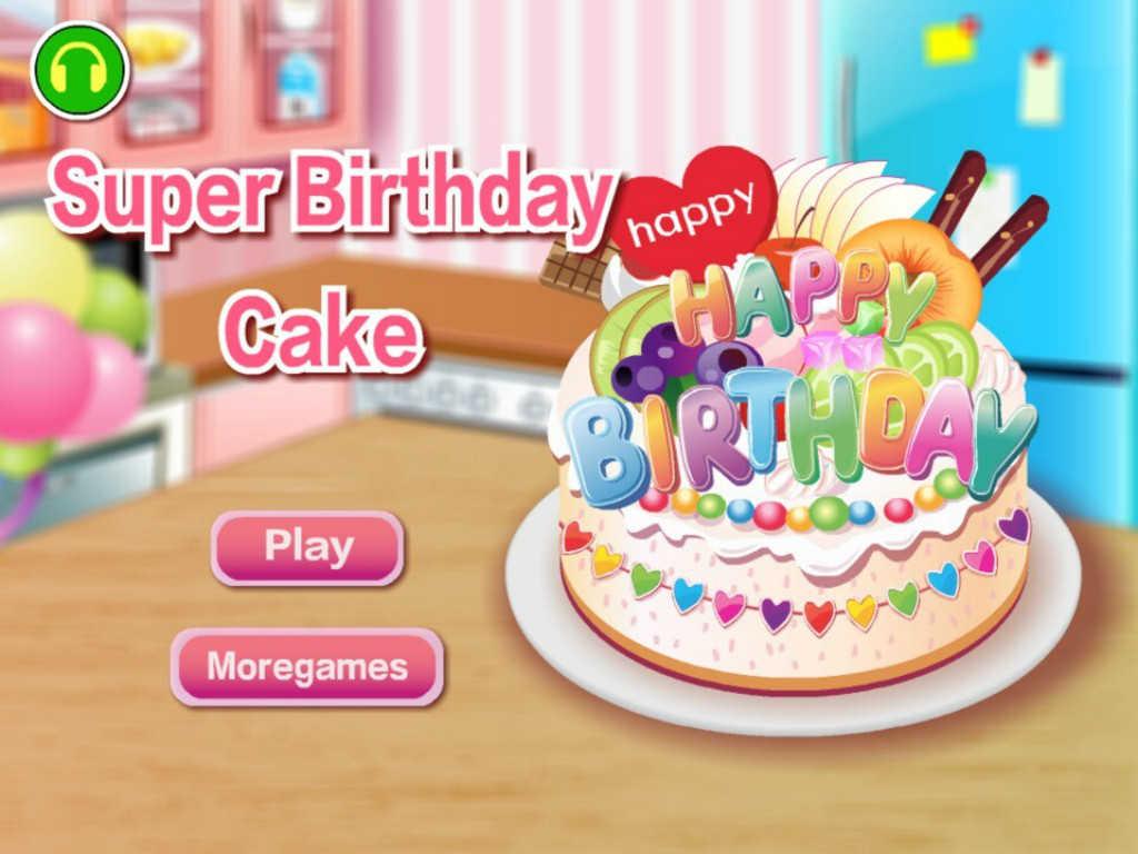 App Shopper: Super Birthday Cake HD - The hottest cake ...