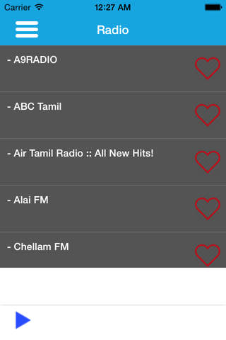 Download Tamil Music Radio With Music News app for iPhone