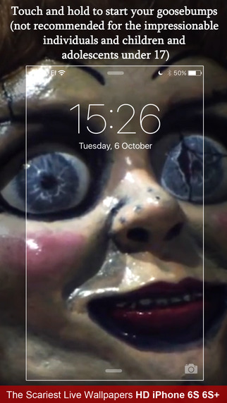 Scariest Live Wallpapers Hd For Iphone 6s And 6s Plus Ipa