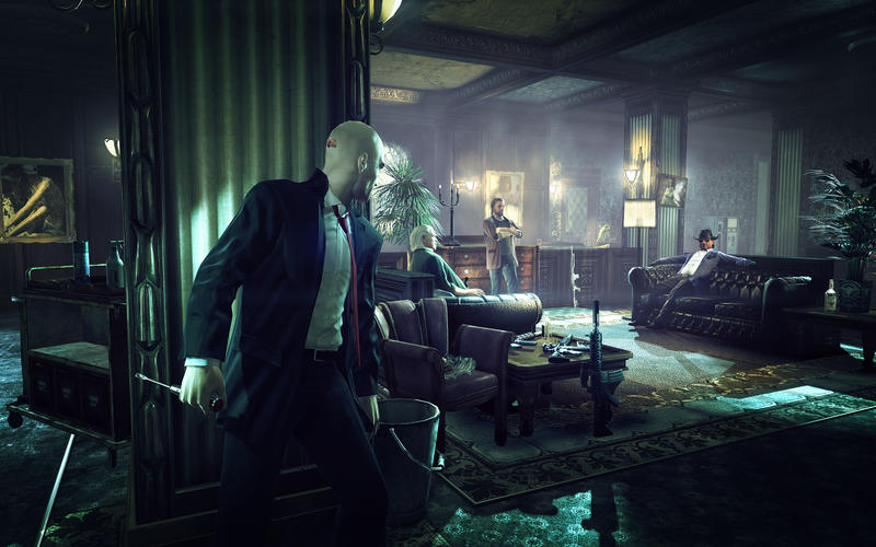 Hitman: Absolution - Elite Edition Screenshot