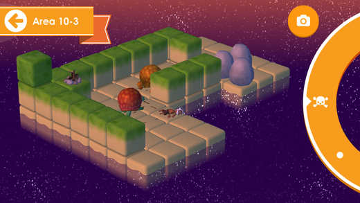 Under the Sun - A 4D puzzle game Screenshot