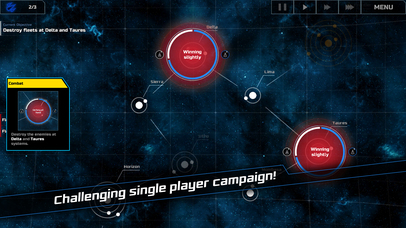 Spacecom Screenshot on iOS