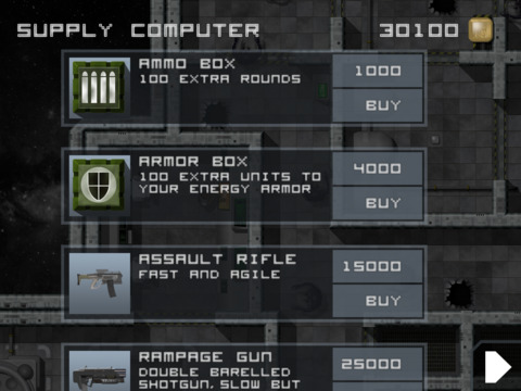 APOC-X Screenshot