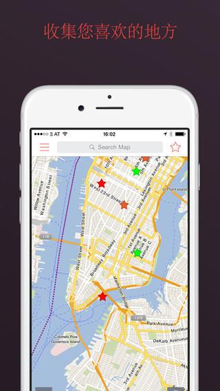 iphone免费离线导航_City Maps 2Go Pro - 实用国外离线地图导航+旅游指南手机APP | 异次元 ...