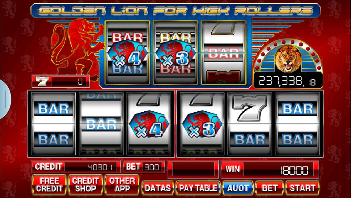 App Shopper Slot Golden Lion Games