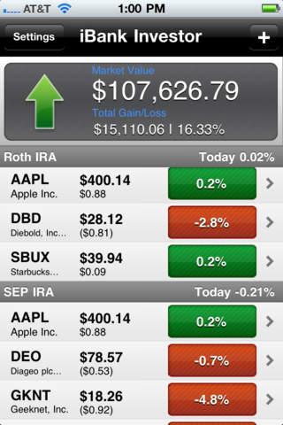 Download Banktivity Investor (formerly iBank Investor) app
