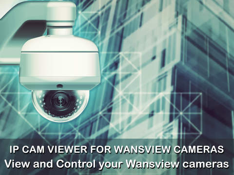 IP Cam viewer for Wansview cameras by Van Nguyen