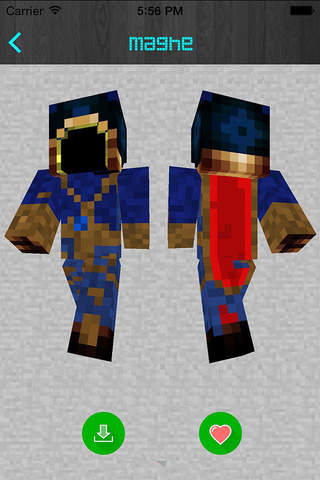 Download Capes Skins for Minecraft PE (Pocket Edition) - Free Skins