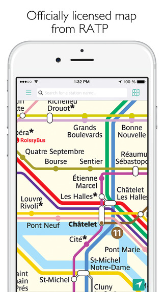 Paris Metro Map App.Paris Metro Map And Route Planner Ipa Cracked For Ios Free Download