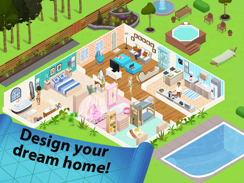 Home design story screenshot - Design your home app ...