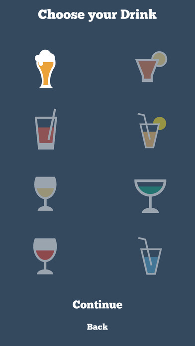 Drinking With Friends: Free Refills Screenshot on iOS