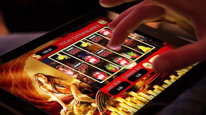 A Abu Dhabi 777 Jackpot Casino Master Slots Machine Screenshot on iOS