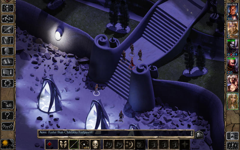 Baldur's Gate II : Enhanced Edition Screenshot