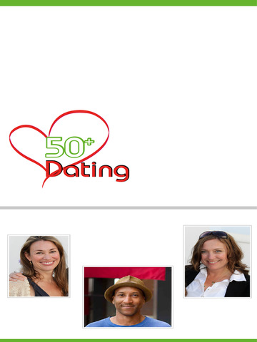 Dating app 50 plus