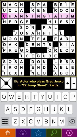 screen568x568 - Celebrity Crossword Cheats