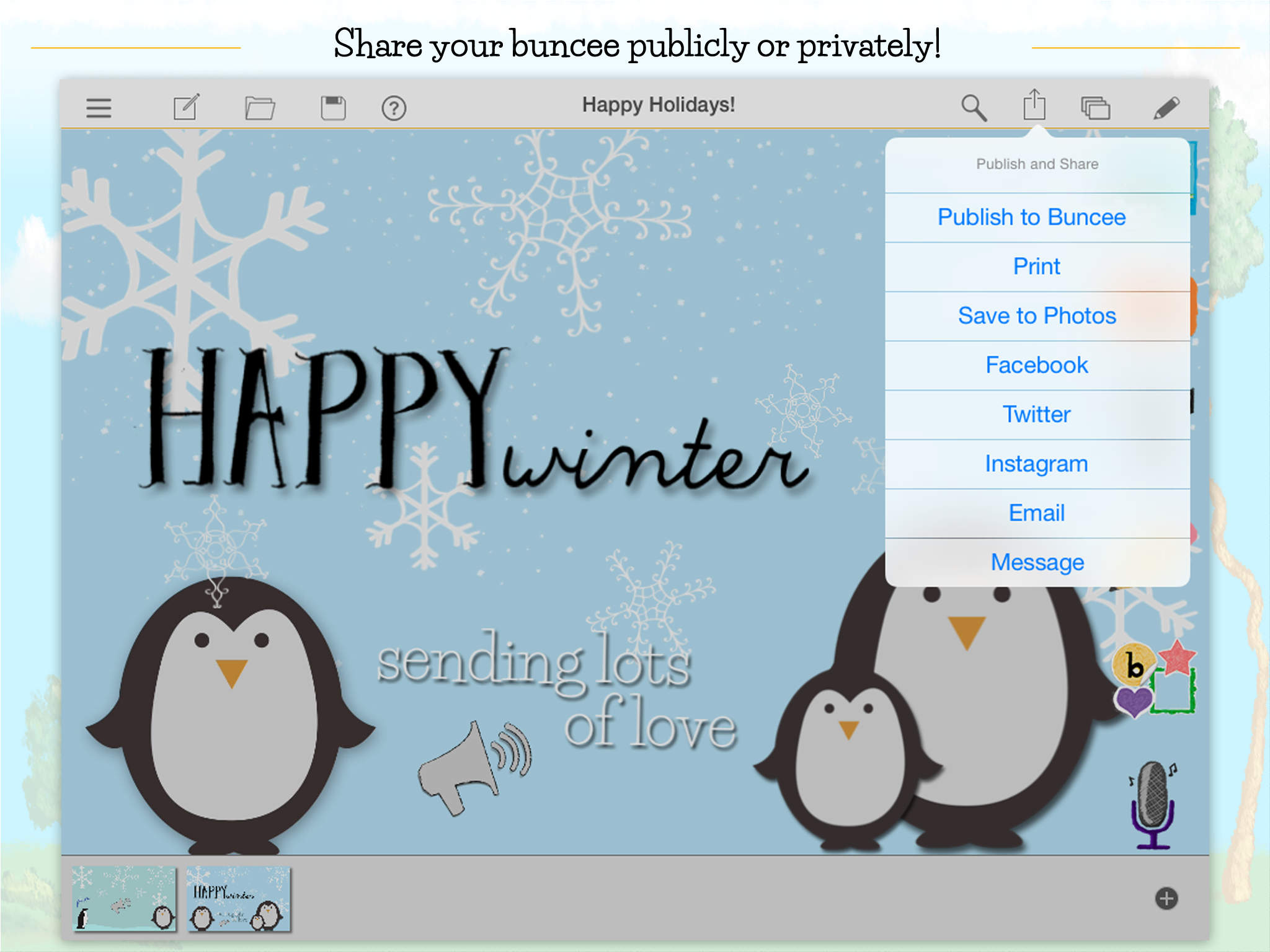 Buncee Pro screenshot-4