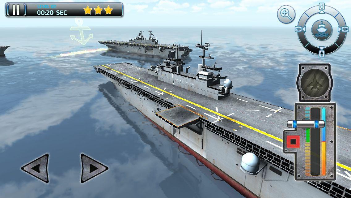 'Aircraft Carrier Parking PRO - Full Battleship Boat ...