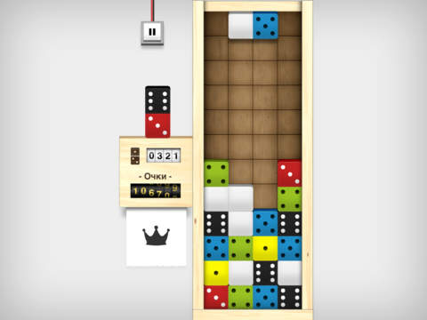 Domino Drop Screenshot