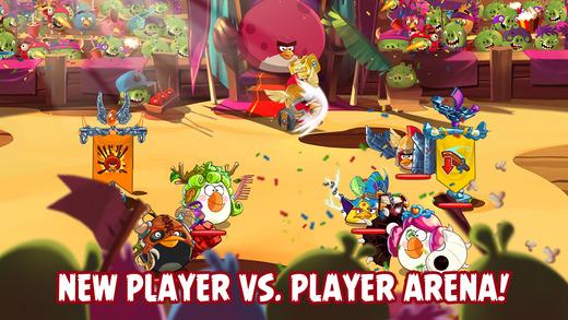 Gratis Kleurplaten Angry Birds.Kleurplaten Angry Birds Epic Kerst 2018