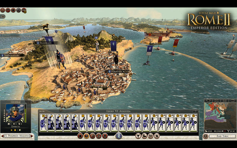 Купить total war: rome ii emperor edition игра (steam ключ) и.