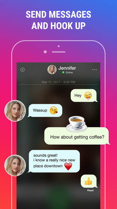 LISA: Find a sex partner app