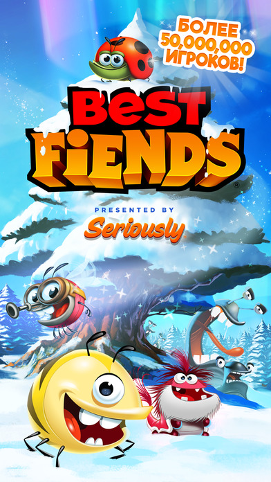 Best Fiends Screenshot