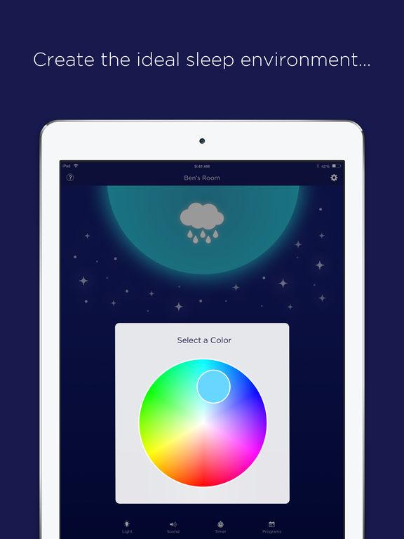 App Shopper Hatch Baby Rest Night Light And Sound