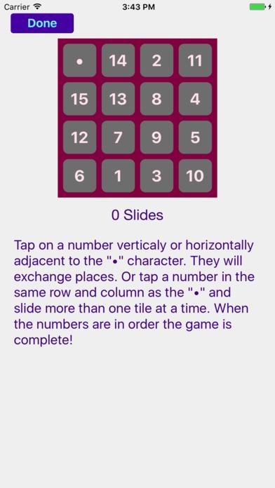 SQ Games Screenshot on iOS