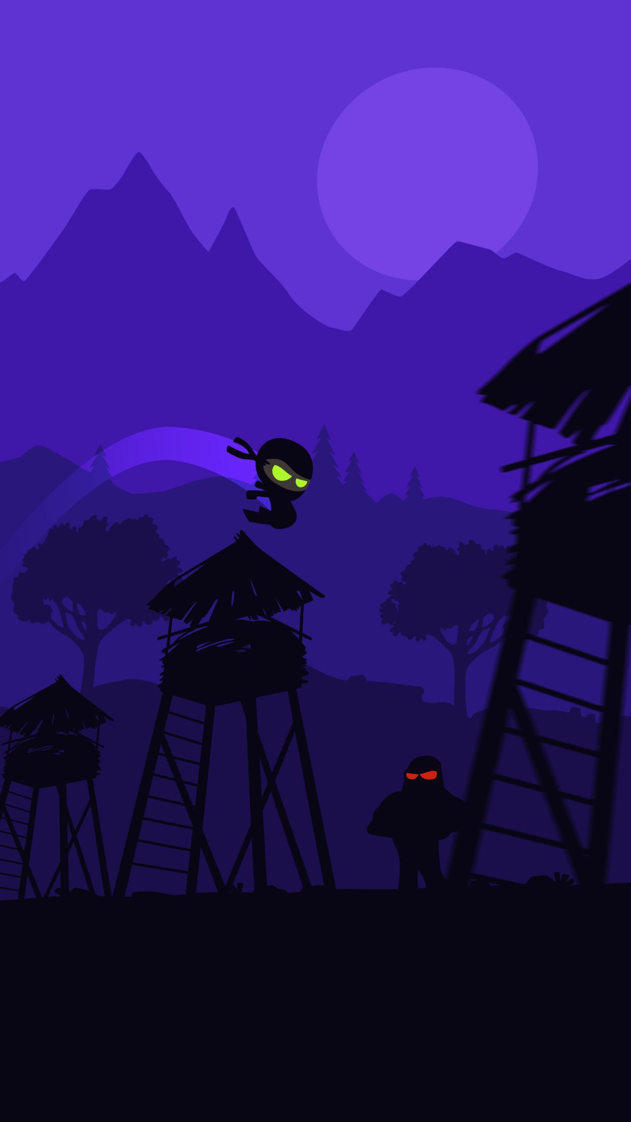 Breakout Ninja Screenshot