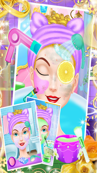Fashion Party Salon Makeover Screenshot on iOS