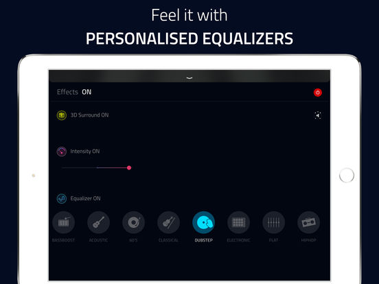 Boom: Best Equalizer & Magical Surround Sound Screenshot