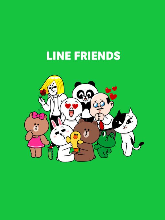 App Shopper: BROWN & CONY Emoji Stickers - LINE FRIENDS ...