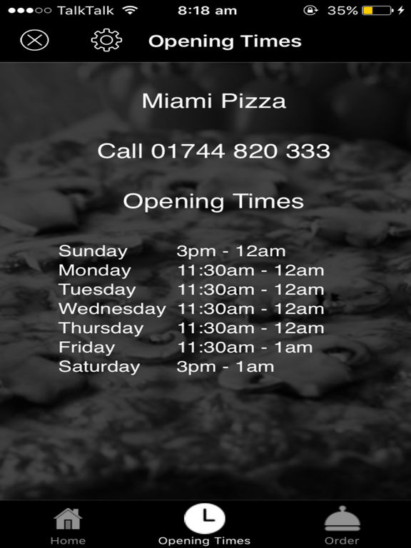 App Shopper Miami Pizza St Helens Food Drink