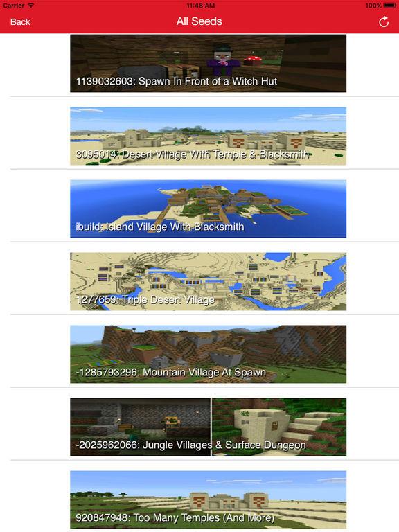 Multiplayer Servers for Minecraft PE + Mods, Seeds Screenshots