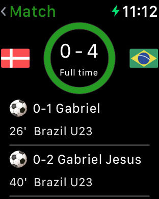 Football Scores - FotMob Screenshot