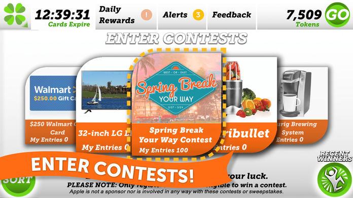 Lucktastic - Win Prizes. Earn Rewards. Screenshot