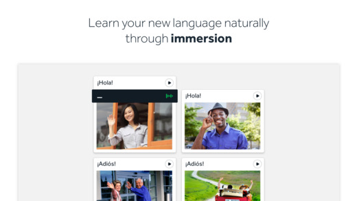 Learn Languages with Rosetta Stone Screenshot