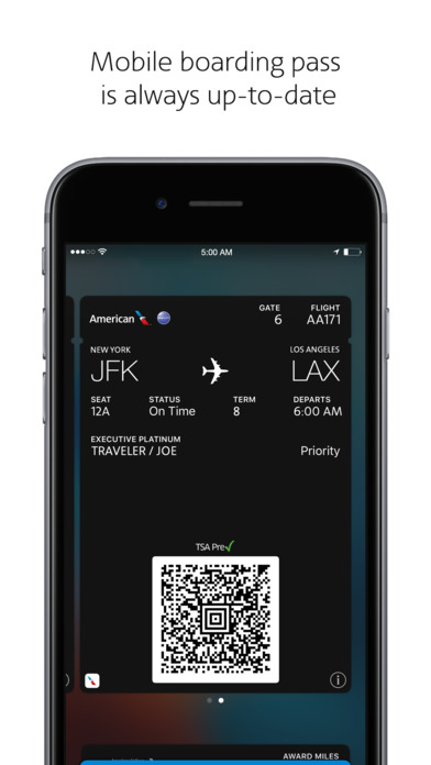 American Airlines On The App Store
