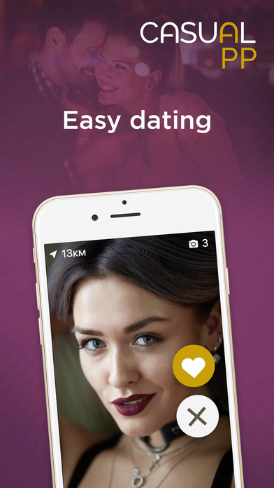 Casual dating - meet new people and chat