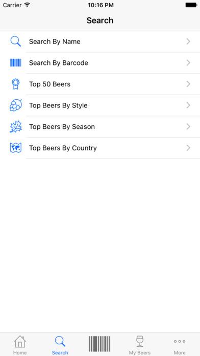 Beer Buddy - Scanner & Ratings Screenshots