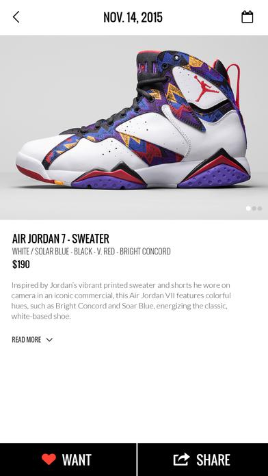KicksOnFire: Release Dates & Sneaker News Screenshot