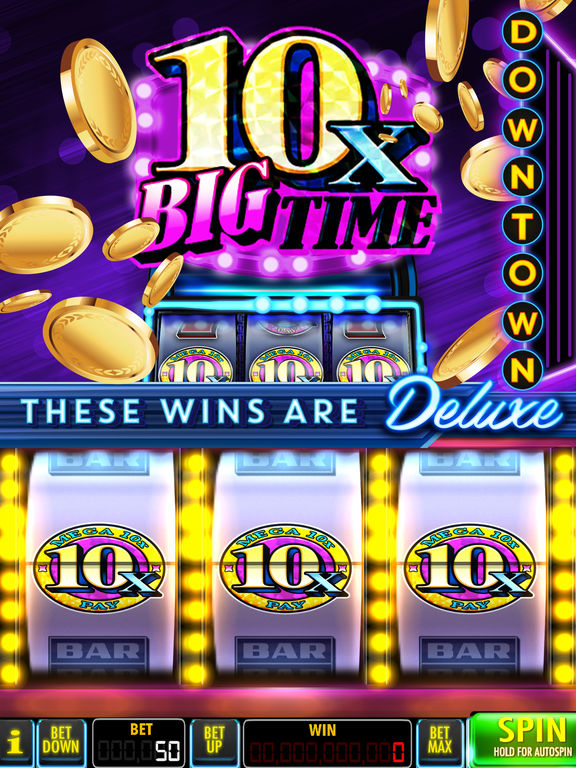 Downtown Deluxe Vegas Slots Free Classic Slot Machines