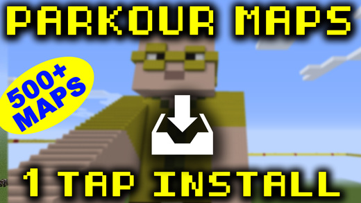 Parkour Maps For Minecraft PE ! - AppRecs
