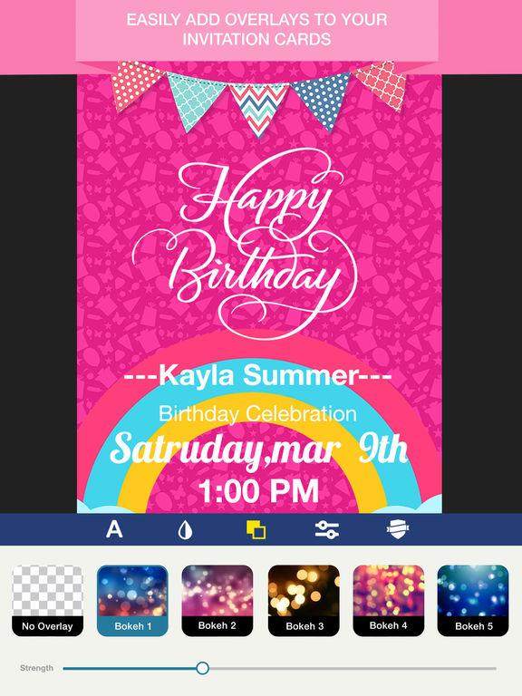 invitation makerinvite maker  flyer creator  apprecs