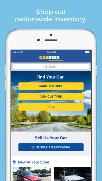 used car window sticker template - carmax used cars and new cars for sale on the app store