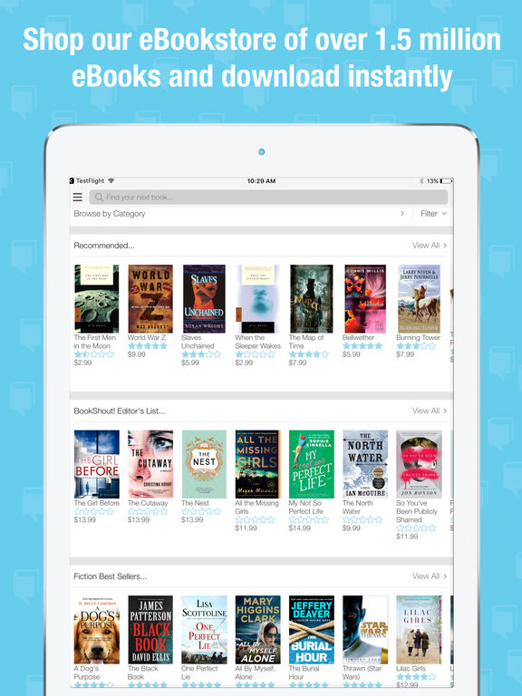 bookshout ipad apple ebooks goals track reading read iphone